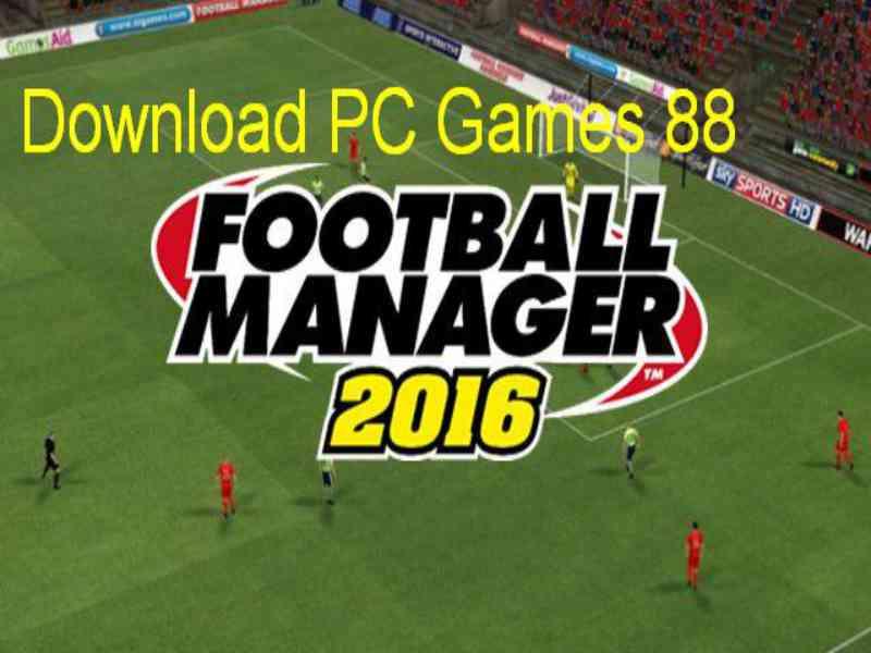 football manager 2016 torrent kickass