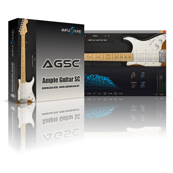 Ample Guitar SC III v3.3.0 Full vesion