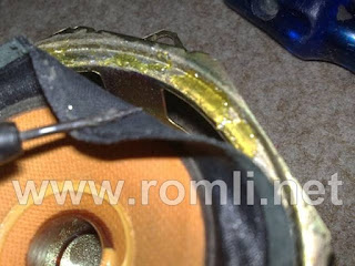 Easy way to fix a blown speaker