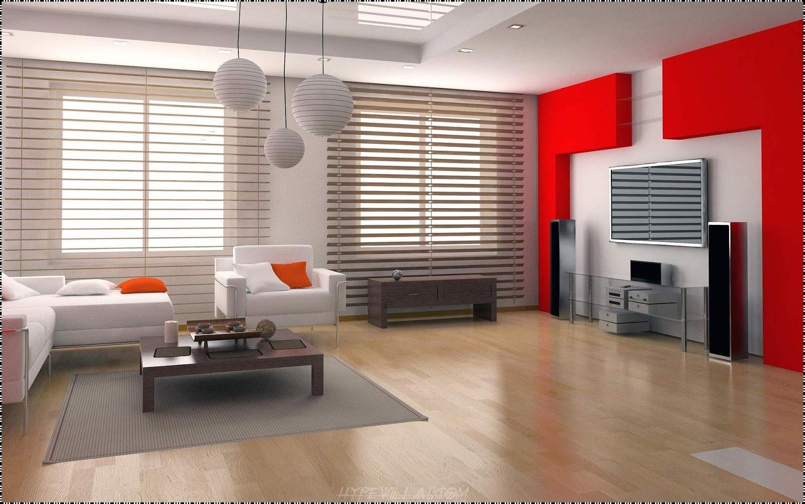 Simple living room design ideas - Simple sitting room ...