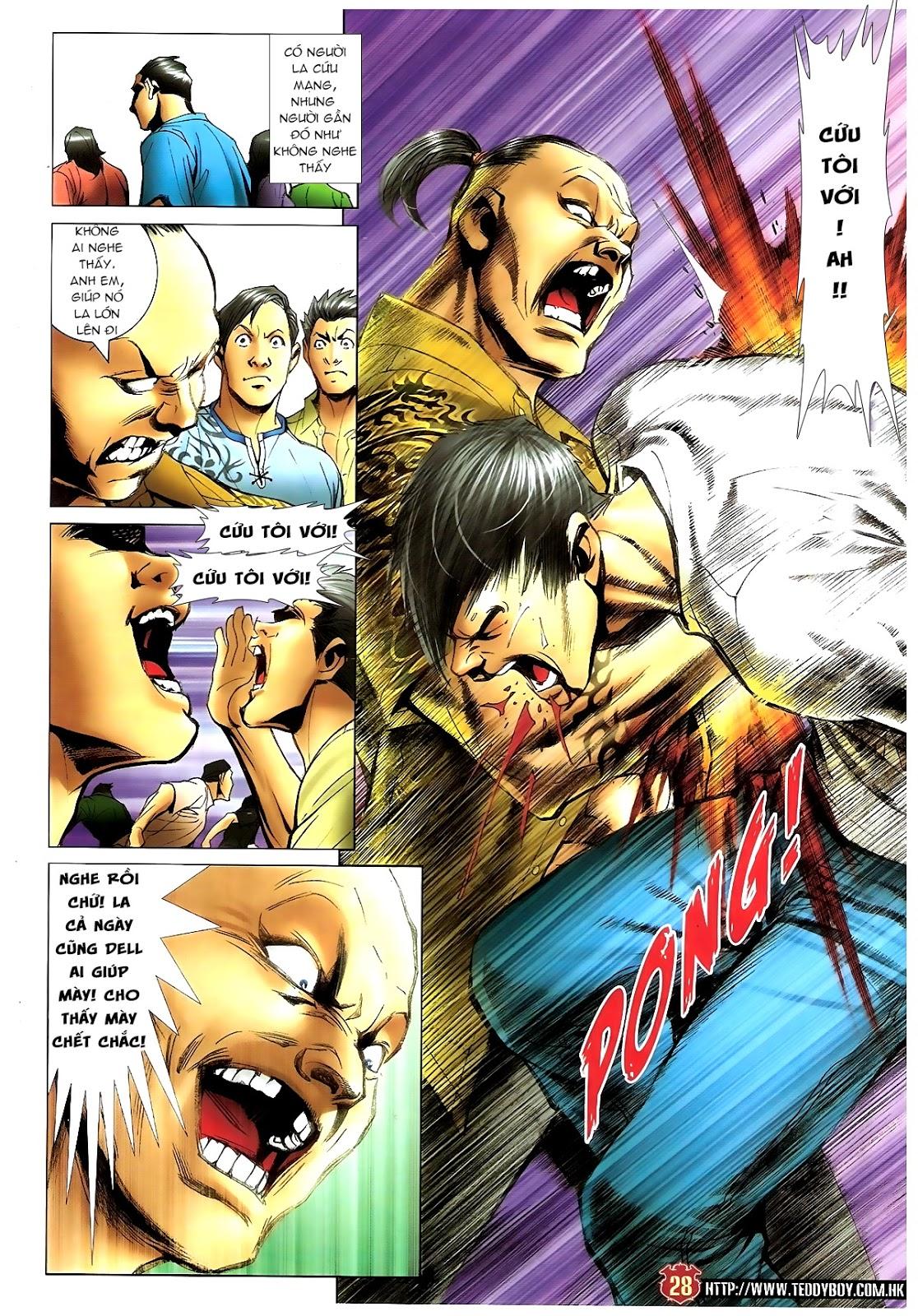 Người Trong Giang Hồ - Chapter 1393: Hạo Nam gây họa - Pic 27