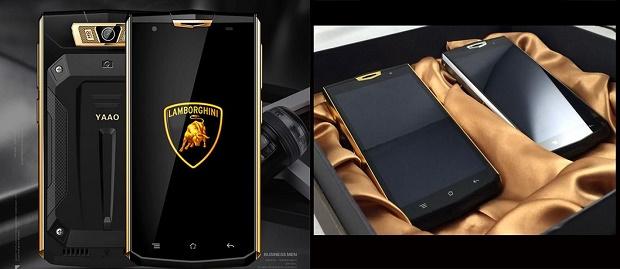 Smartphone asal China, Yaao 6000 Punya Baterai 10900 mAh dan juga Desain Keren
