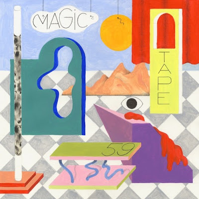 The Magician - Magic Tape 59