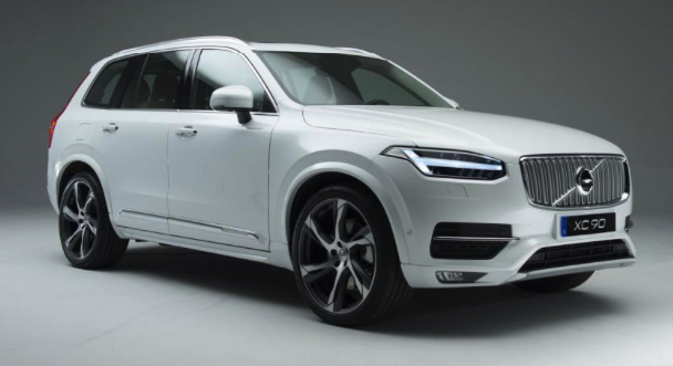 2017 Volvo XC90 Reviews and Rating - Car And Driver Review