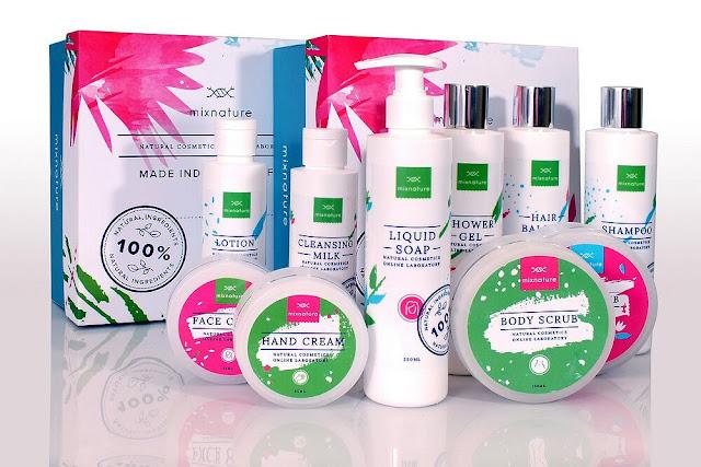 Produits cosmétiques sur mesure Mixnature - Article Les Mousquetettes