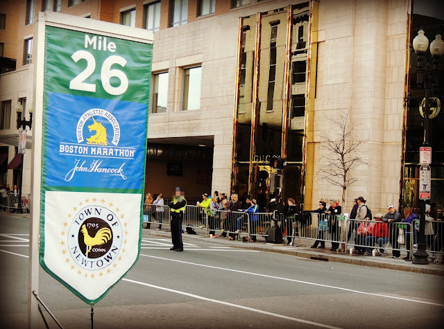 Maratón de Boston (Antes de Explosiones)