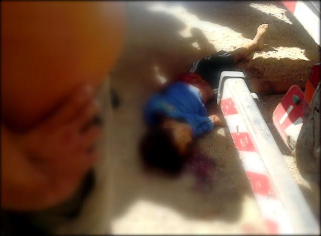 Criança morre atropelada por caminhão em Lagarto