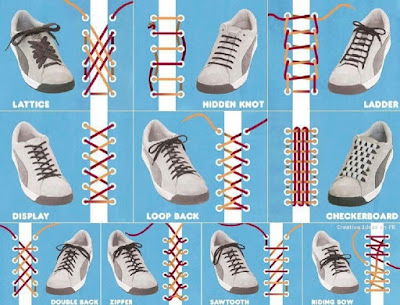 Style Buzzer Latest Fashion Trends How To Lace Vans
