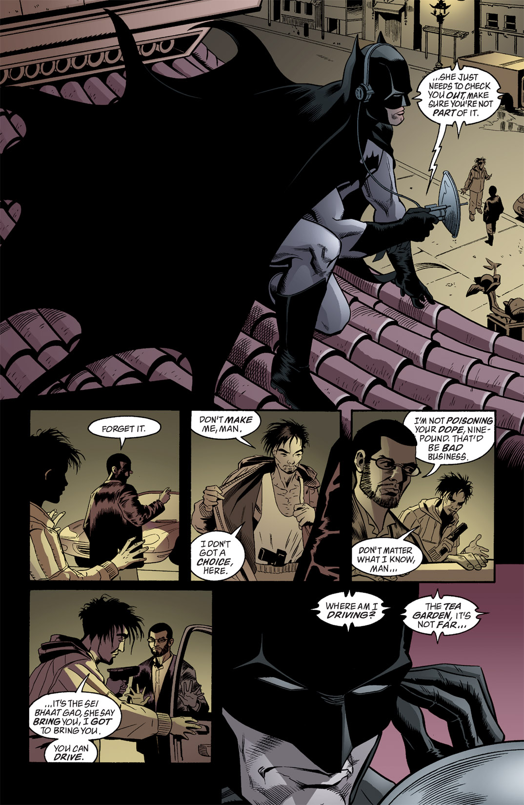Detective Comics (1937) 768 Page 19