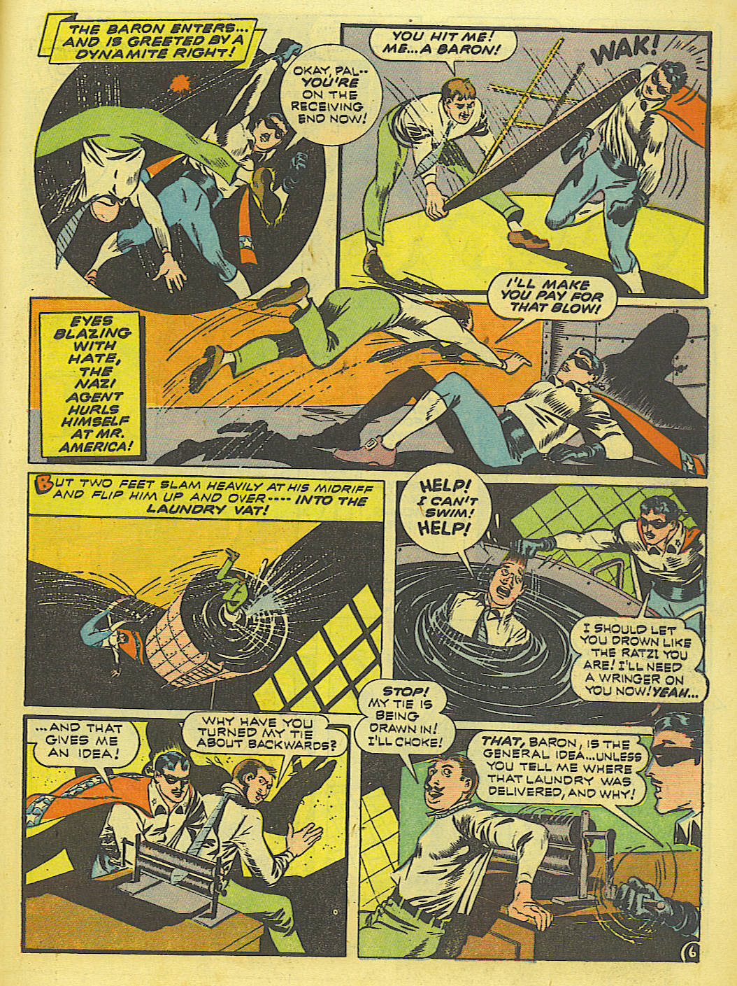 Read online Action Comics (1938) comic -  Issue #52 - 43