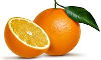 La naranja es una fruta recomendada para la rehidratación y recuperación después del ejercicio