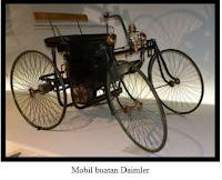 Sejarah penemuan mobil oleh Carl ( Friendrich ) Benz 3