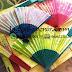 Souvenir Kipas Jepang Warna