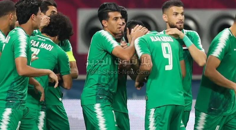 العراق تتاهل لدور نصف النهائي من بطولة كأس الخليج العربي 24 كاول المجموعة الاولي بتعادل اخير مع منتخب اليمن