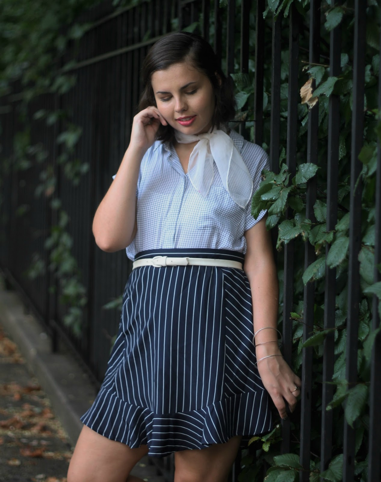NYC fashion blogger outfit