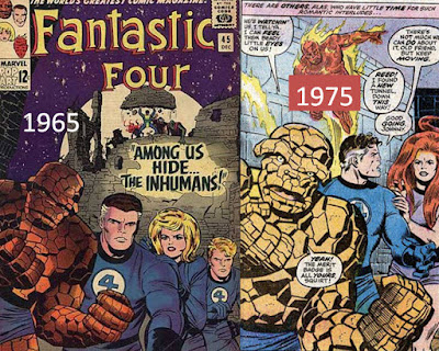 Fantastic Four 157 Rich Buckler