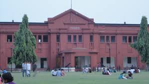 PG Seat Capacity at Ravenshaw University