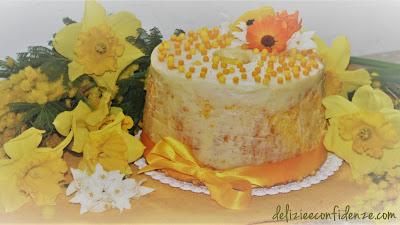 angel cake festa della donna