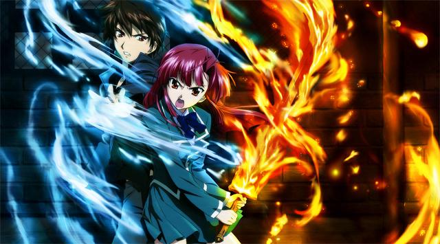 Rekomendasi Anime Romance bertemakan Fantasy pilihan terbagus