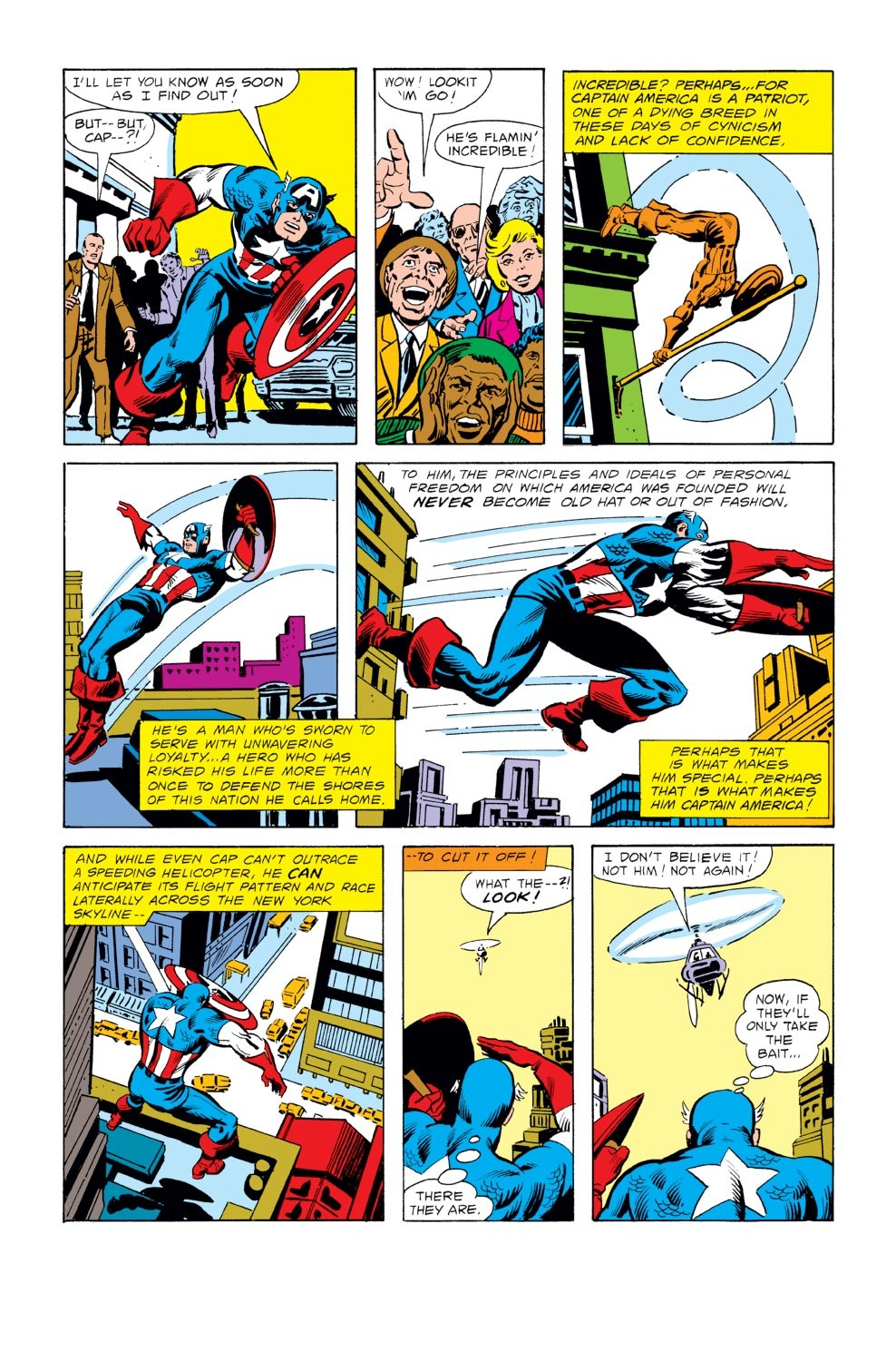 Captain America (1968) Issue #243 #158 - English 8
