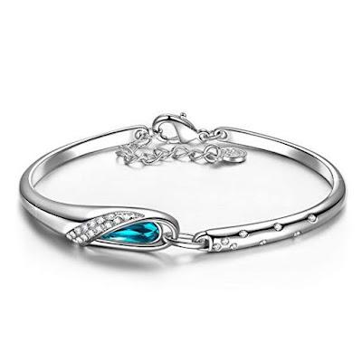 Bracelets for Women Christmas Bangle Bracelets Gifts