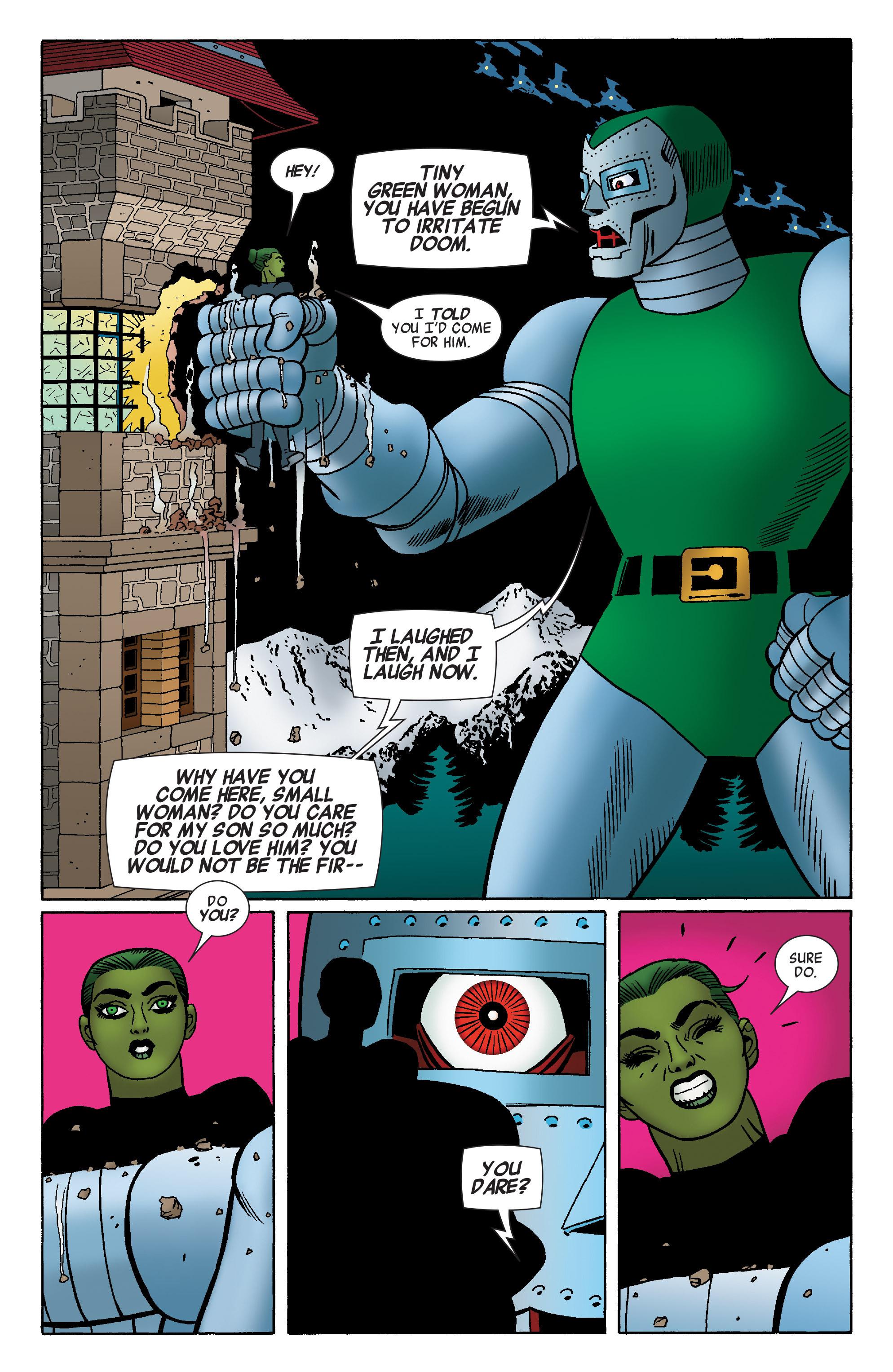 Read online She-Hulk (2014) comic -  Issue #4 - 13