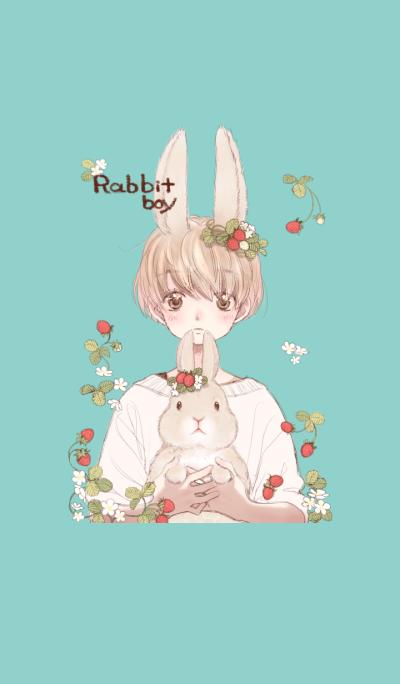 Rabbit boy!
