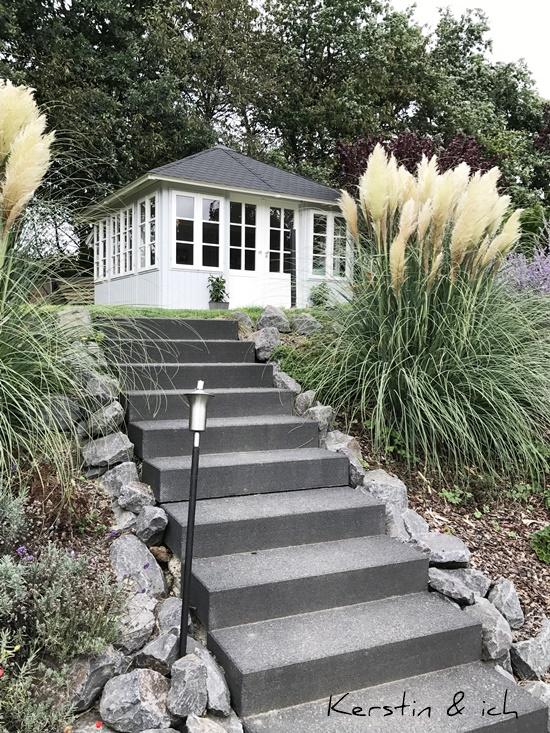 Gartenhaus Wohntrend