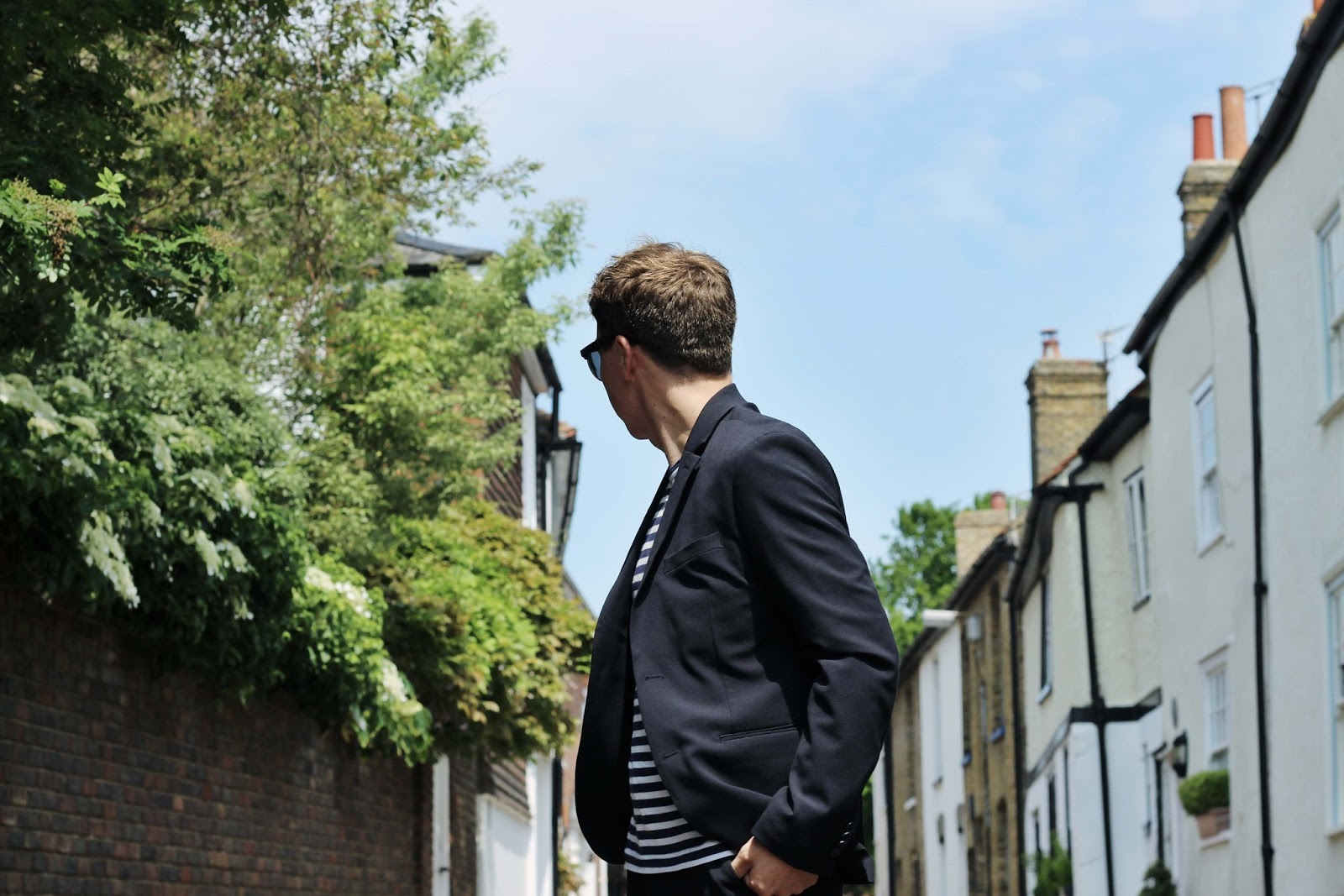 mens fashion blog about styling tailoring
