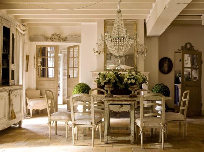 Boiserie c la casa naturale in provenza n 2 for Interni case country