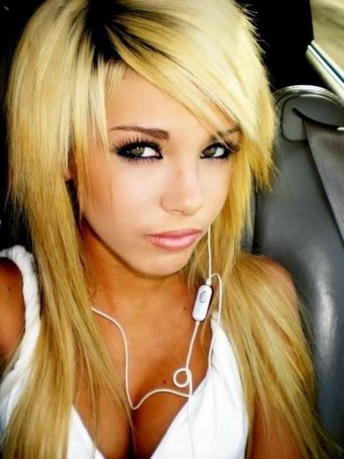 Emo Frisuren Blond