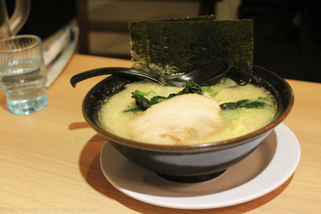 Pork ramen of Majime (つけ麺工房 真面目)