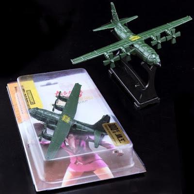 Máy bay Đồ Chơi Mô Hình PUBG Battle Ground 1