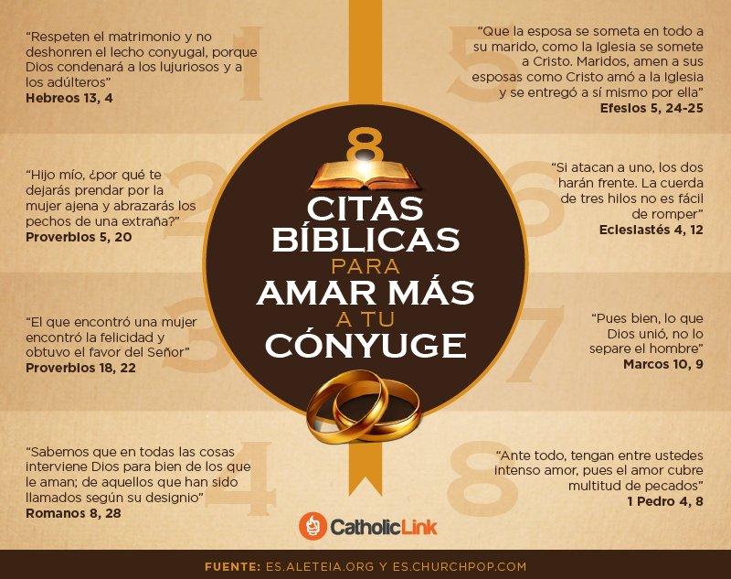 Matrimonio En La Biblia Catolica : El matrimonio en la biblia