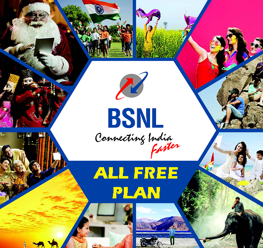 BSNL New Year Offer 2017: Launches 'ALL FREE Prepaid Mobile plan @ Rs 149' with unlimited free calls to any network exclusive to BSNL Broadband customers