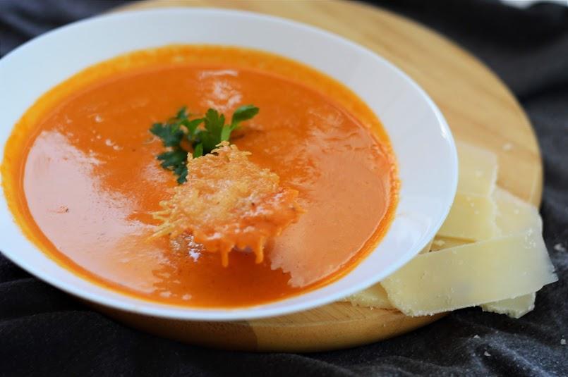 Najlepsza zupa-krem, jaką w życiu jadłaś! Gwarantuję!