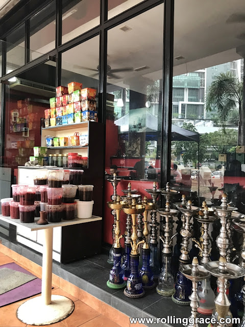 Sham Restaurant Casa Tropicana