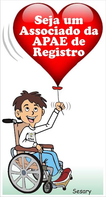Campanha para Associados da APAE de Registro-SP