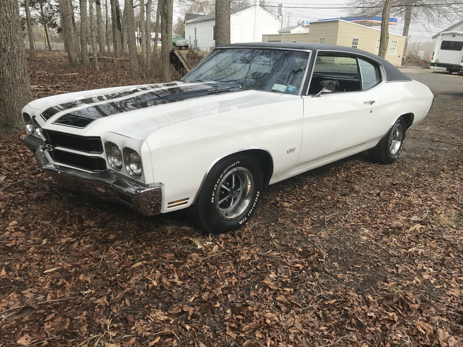 It might look smell and taste like duck but if it clucks instead of quacks it might be chicken this feature chevelle might look like an ss