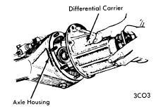repair-manuals: Colt 1971-74 Drive Axles Repair Manual