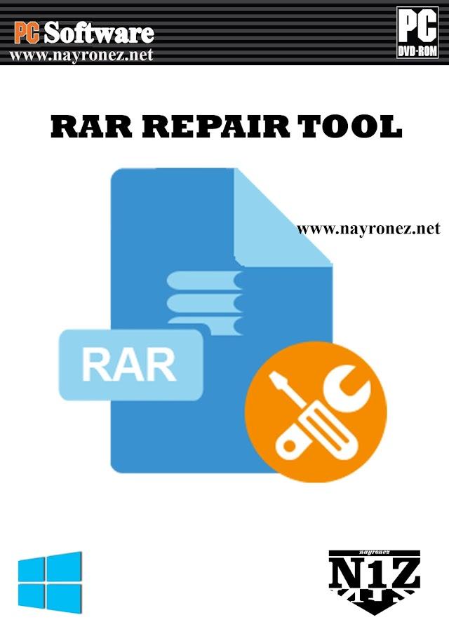 Download RAR Repair Tool v4.0.1 Full Version