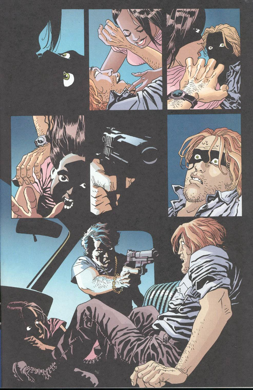 Read online 100 Bullets comic -  Issue #30 - 3