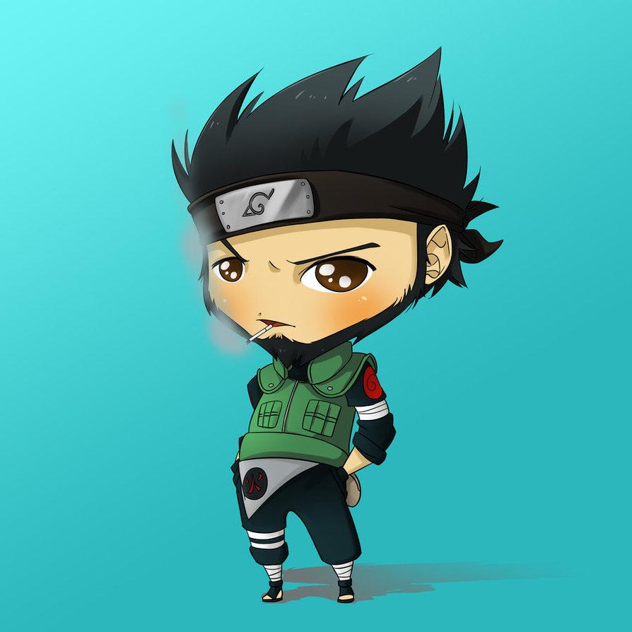 Chibi Character Naruto Shippunden