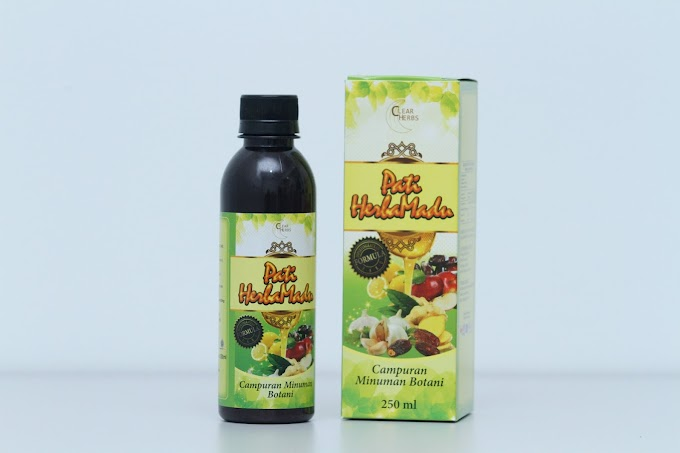 Pati HerbaMadu Penawar Masalah Kolesterol