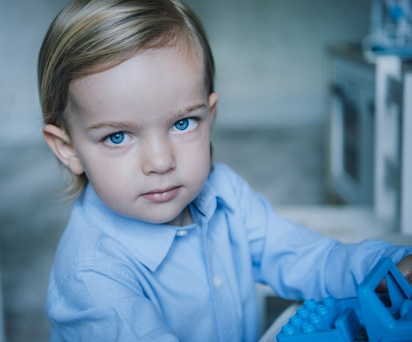 Prince Nicolas, the son of Princess Madeleine and Christopher O'Neill, is celebrating his 2nd birthday