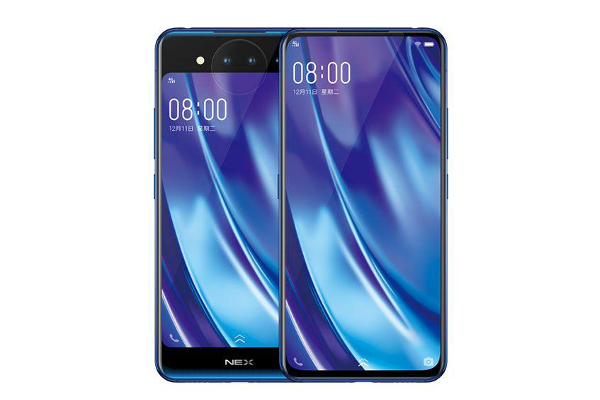 Vivo NEX Dual Display Edition is the World's first dual-display smartphone with a rear triple camera