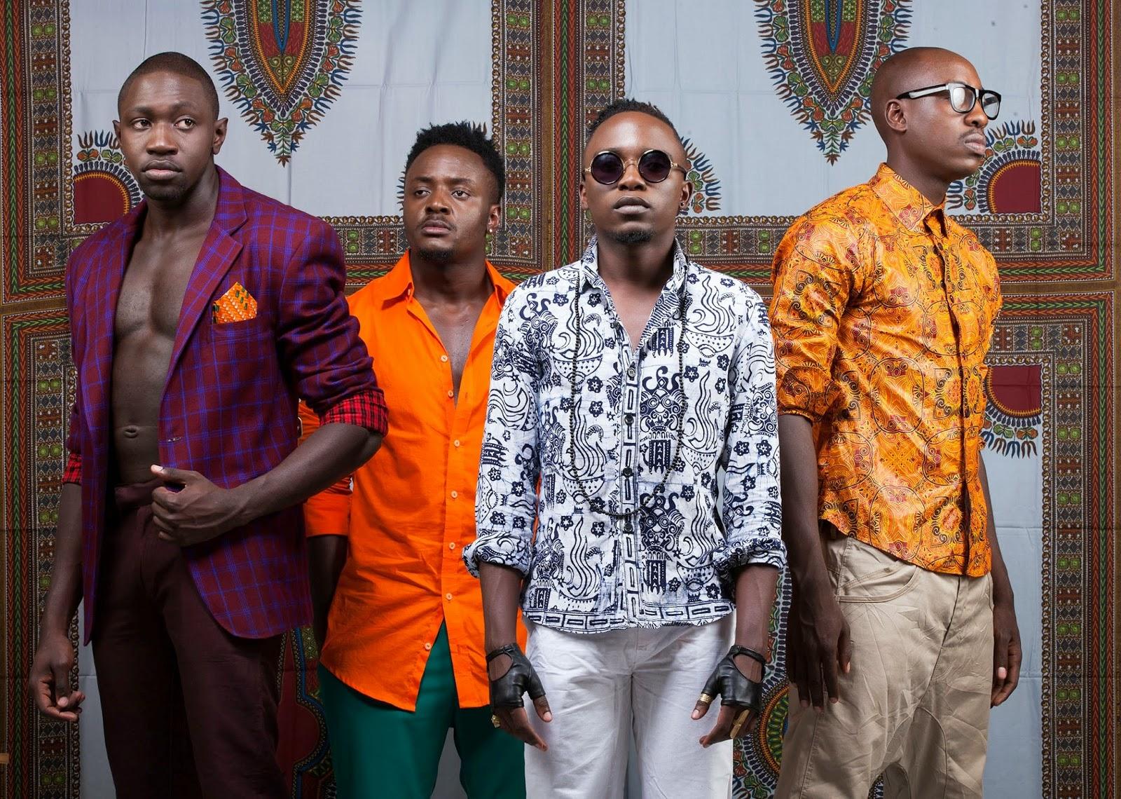 Kenyan Afro-pop Band Sauti Sol Wins Best African Act at MTV