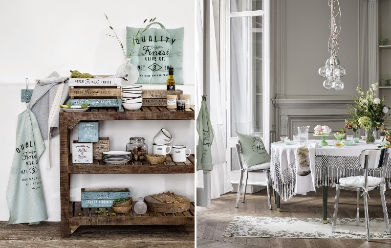 H&M Home Spring 2015, Light, Nature, New Possibilities, Home Deco, H&M Home, Spring 2015, Home Decorations, Cabinet, Racks