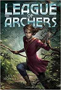 "Tween Book Group Reads ""League of Archers"" for October 11, 2018"