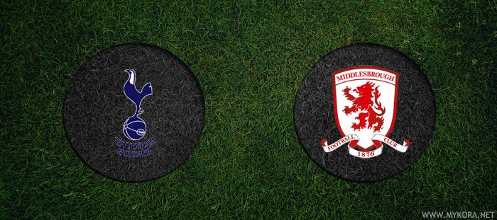 مشاهدة مباراة توتنهام وميدلزبره بث مباشر اليوم 24-9-2016 الدوري الانجليزي اون لاين